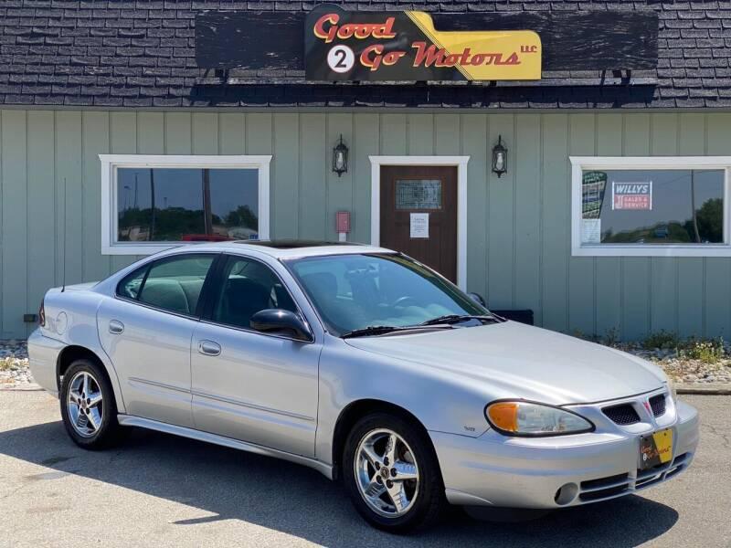 2004 Pontiac Grand Am for sale at Good 2 Go Motors LLC in Adrian MI