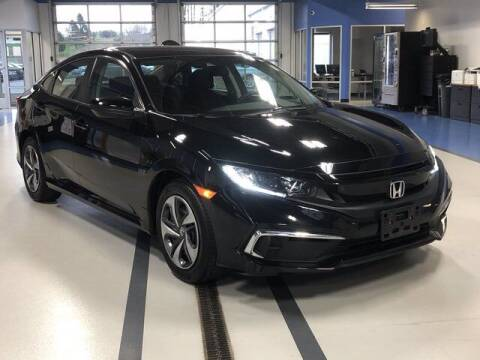 2019 Honda Civic for sale at Simply Better Auto in Troy NY