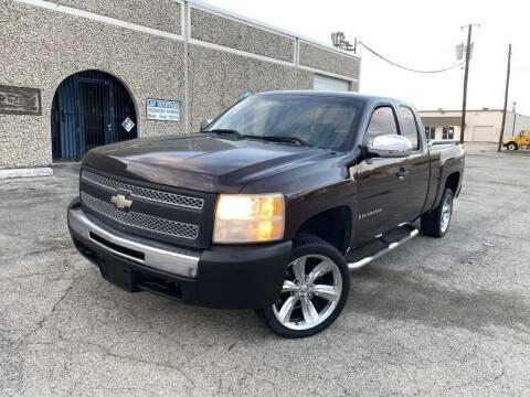 2008 Chevrolet Silverado 1500 for sale at Evolution Motors LLC in Dallas TX