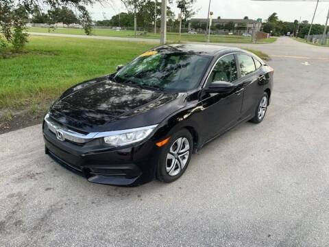 2018 Honda Civic for sale at VC Auto Sales in Miami FL