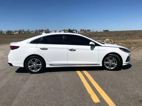 2018 Hyundai Sonata for sale at Northwest Premier Auto Sales in West Richland WA