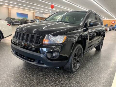 2014 Jeep Compass for sale at Dixie Imports in Fairfield OH