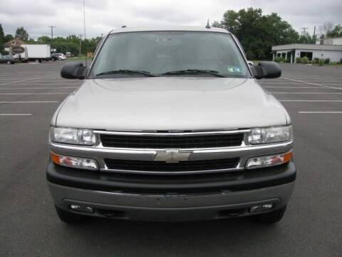 2005 Chevrolet Suburban for sale at Iron Horse Auto Sales in Sewell NJ