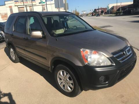 2005 Honda CR-V for sale at Two Rivers Auto Sales Corp. in South Bend IN