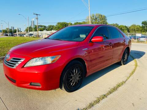 2008 Toyota Camry Hybrid for sale at Xtreme Auto Mart LLC in Kansas City MO