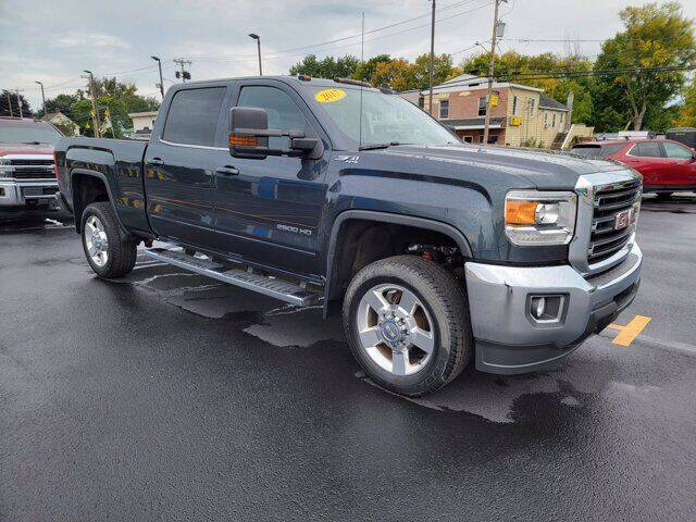 2017 GMC Sierra 2500HD for sale at Frenchie's Chevrolet and Selects in Massena NY