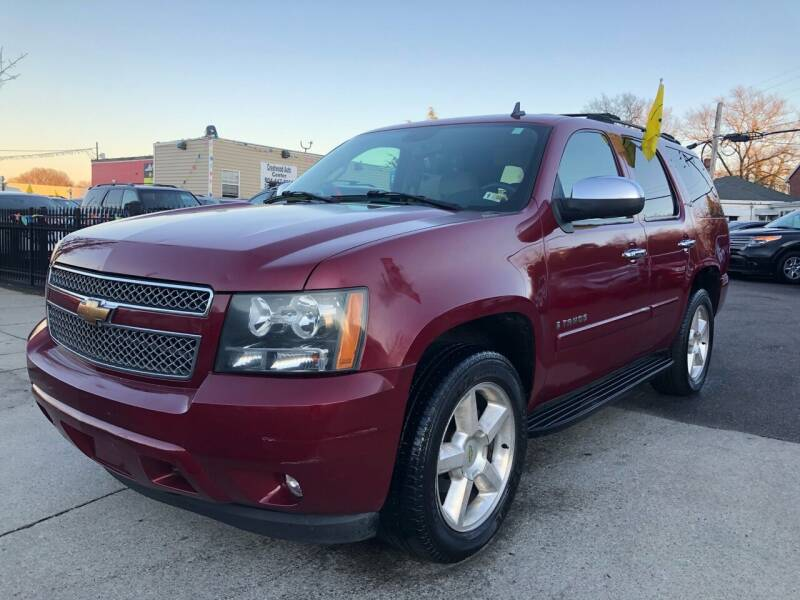 2007 Chevrolet Tahoe for sale at Crestwood Auto Center in Richmond VA
