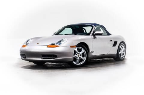 2001 Porsche Boxster for sale at CarXoom in Marietta GA