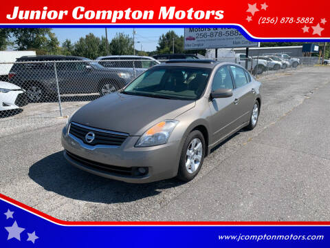 2008 Nissan Altima for sale at Junior Compton Motors in Albertville AL