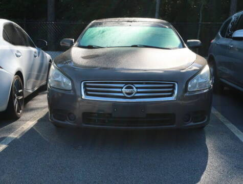 2013 Nissan Maxima for sale at Southern Auto Solutions - BMW of South Atlanta in Marietta GA
