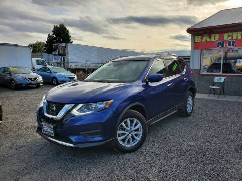 2019 Nissan Rogue for sale at Yaktown Motors in Union Gap WA