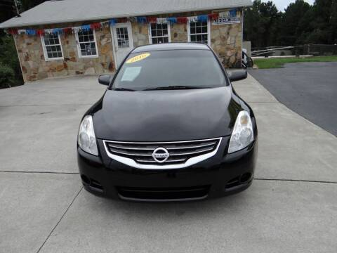 2010 Nissan Altima for sale at Flywheel Auto Sales Inc in Woodstock GA
