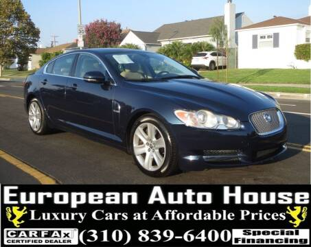 2011 Jaguar XF for sale at European Auto House in Los Angeles CA