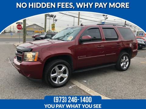 2008 Chevrolet Tahoe for sale at Route 46 Auto Sales Inc in Lodi NJ