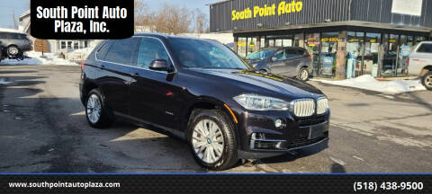 2016 BMW X5 for sale at South Point Auto Plaza, Inc. in Albany NY
