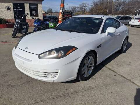 2008 Hyundai Tiburon for sale at GP Auto Group in Grand Prairie TX