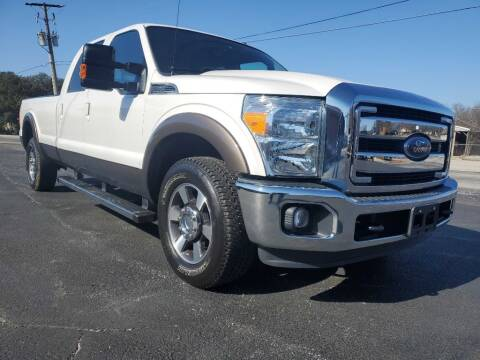 2016 Ford F-250 Super Duty for sale at Thornhill Motor Company in Lake Worth TX