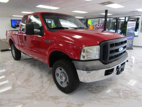2006 Ford F-250 Super Duty for sale at Dealer One Auto Credit in Oklahoma City OK
