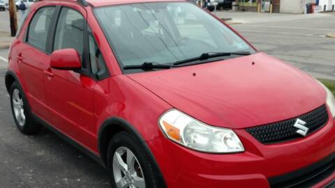 2011 Suzuki SX4 Crossover for sale at Graft Sales and Service Inc in Scottdale PA