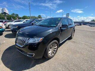 2013 Lincoln MKX for sale at Car Depot in Detroit MI