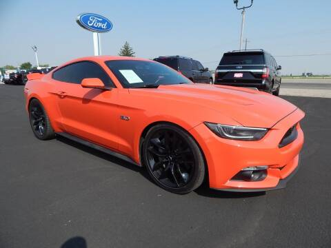 2016 Ford Mustang for sale at West Motor Company - West Motor Ford in Preston ID