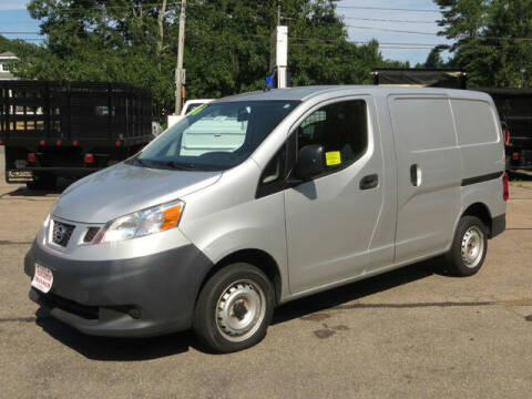 2016 Nissan NV200 for sale at Auto Towne in Abington MA