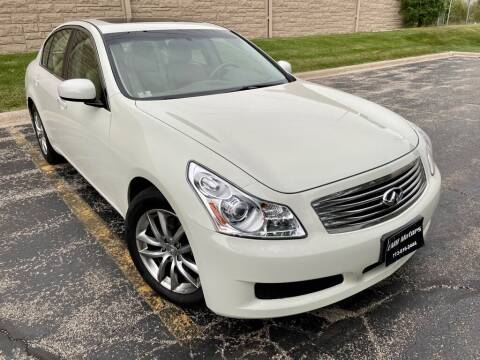 2007 Infiniti G35 for sale at EMH Motors in Rolling Meadows IL