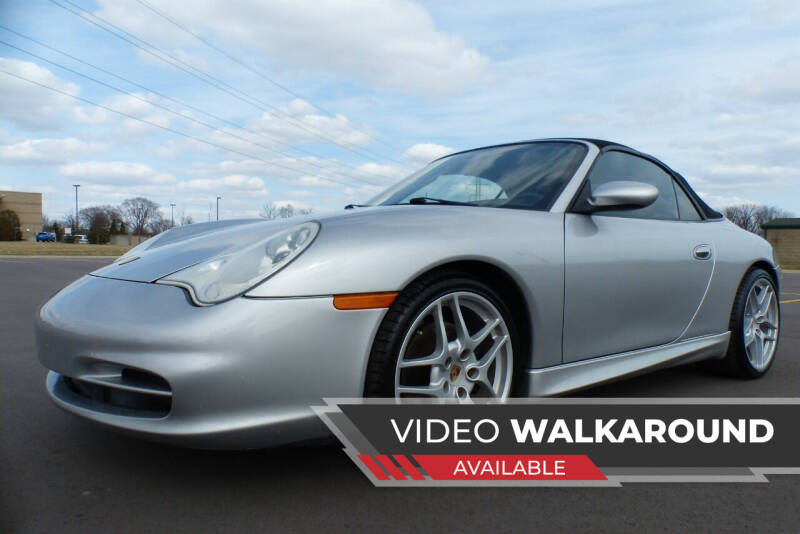 2004 Porsche 911 for sale at Macomb Automotive Group in New Haven MI