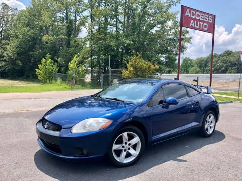 2009 Mitsubishi Eclipse for sale at Access Auto in Cabot AR