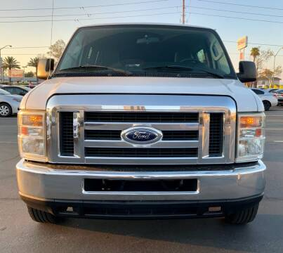 2012 Ford E-Series Wagon for sale at Charlie Cheap Car in Las Vegas NV
