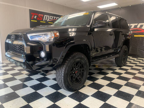 2014 Toyota 4Runner for sale at T & S Motors in Ardmore TN