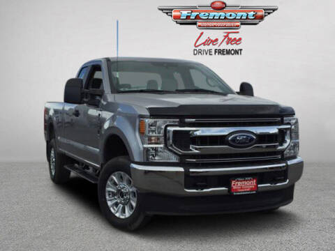 2020 Ford F-250 Super Duty for sale at Rocky Mountain Commercial Trucks in Casper WY