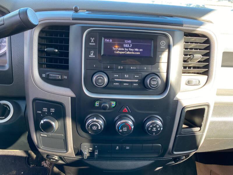 2014 RAM Ram Pickup 1500 4x4 Tradesman 4dr Crew Cab 6.3 ft. SB Pickup - Idaho Falls ID