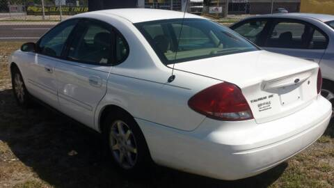 2003 Ford Taurus for sale at Warren's Auto Sales, Inc. in Lakeland FL