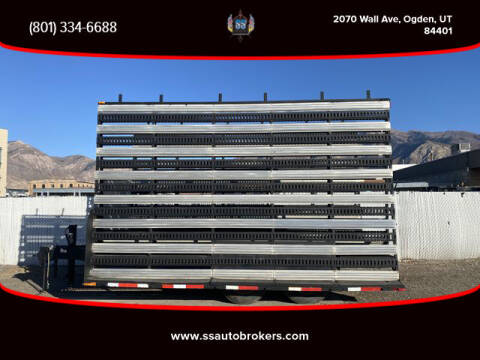 2008 Superior Glass Trailer for sale at S S Auto Brokers in Ogden UT