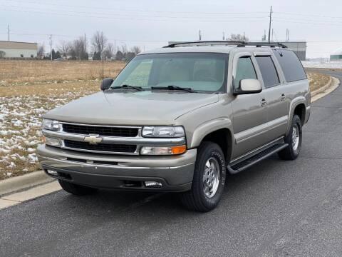 2001 Chevrolet Suburban for sale at Geneva Motorcars LLC in Delavan WI