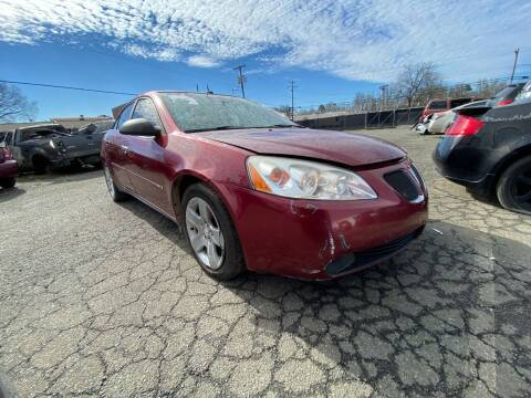 2008 Pontiac G6 for sale at ASAP Car Parts in Charlotte NC