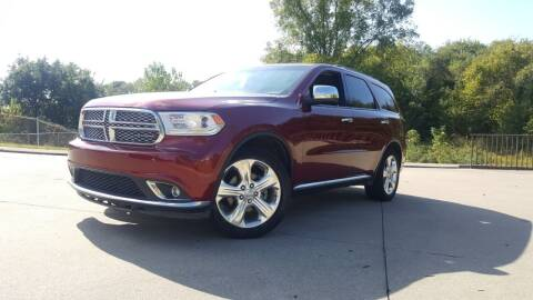 2015 Dodge Durango for sale at A & A IMPORTS OF TN in Madison TN