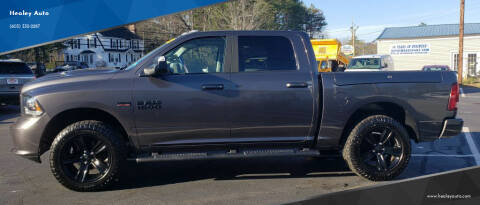 2018 RAM Ram Pickup 1500 for sale at Healey Auto in Rochester NH