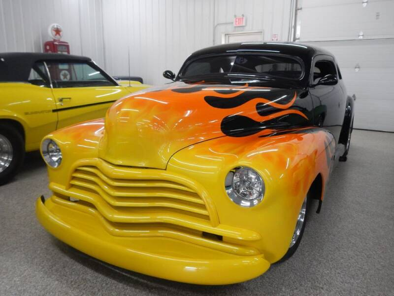 1948 Chevrolet Fleetmaster for sale at Custom Rods and Muscle in Celina OH