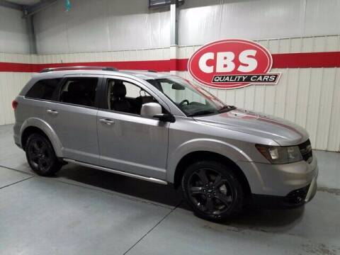 2019 Dodge Journey for sale at CBS Quality Cars in Durham NC