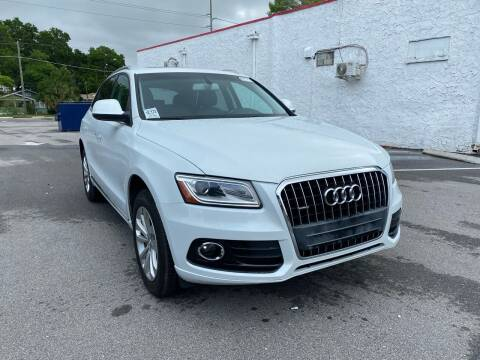 2015 Audi Q5 for sale at Consumer Auto Credit in Tampa FL