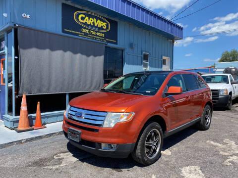 2008 Ford Edge for sale at CAR VIPS ORLANDO LLC in Orlando FL