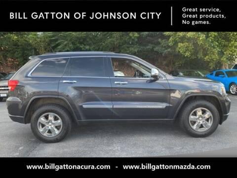 2013 Jeep Grand Cherokee for sale at Bill Gatton Used Cars - BILL GATTON ACURA MAZDA in Johnson City TN