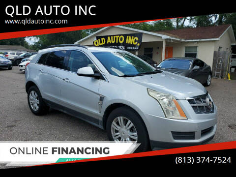 2010 Cadillac SRX for sale at QLD AUTO INC in Tampa FL