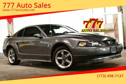 2003 Ford Mustang for sale at 777 Auto Sales in Bedford Park IL