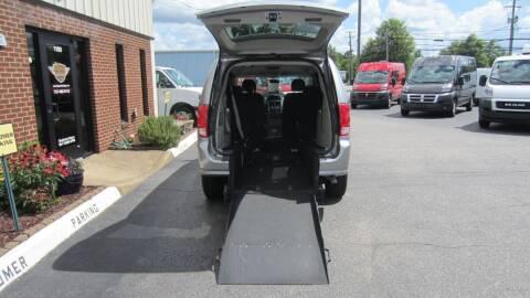 2017 Dodge Grand Caravan for sale at Vans Of Great Bridge in Chesapeake VA