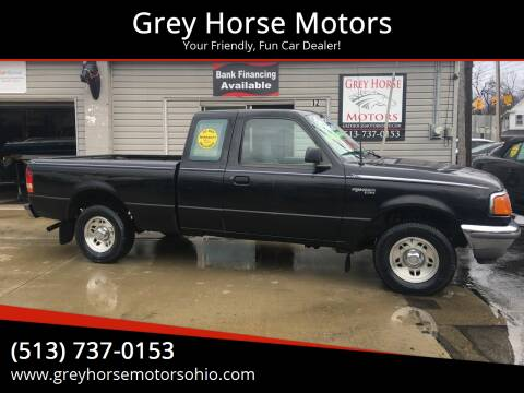 1996 Ford Ranger for sale at Grey Horse Motors in Hamilton OH