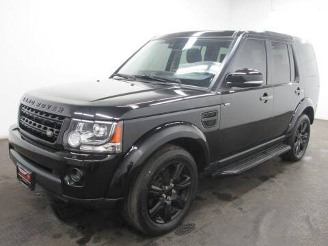 2015 Land Rover LR4 for sale at Automotive Connection in Fairfield OH