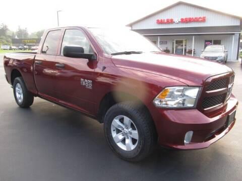 2019 RAM Ram Pickup 1500 Classic for sale at Thompson Motors LLC in Attica NY